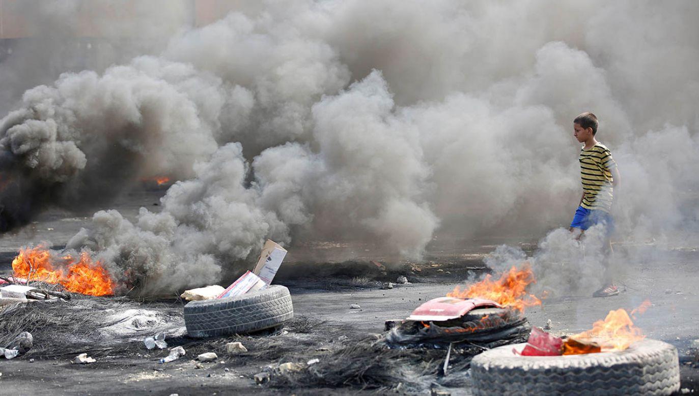 """""""Rośnie pokolenie Daesh 2.0 i jest to problem całego świata"""" – pisze Repetowicz (fot. REUTERS/Wissm al-Okili)"""