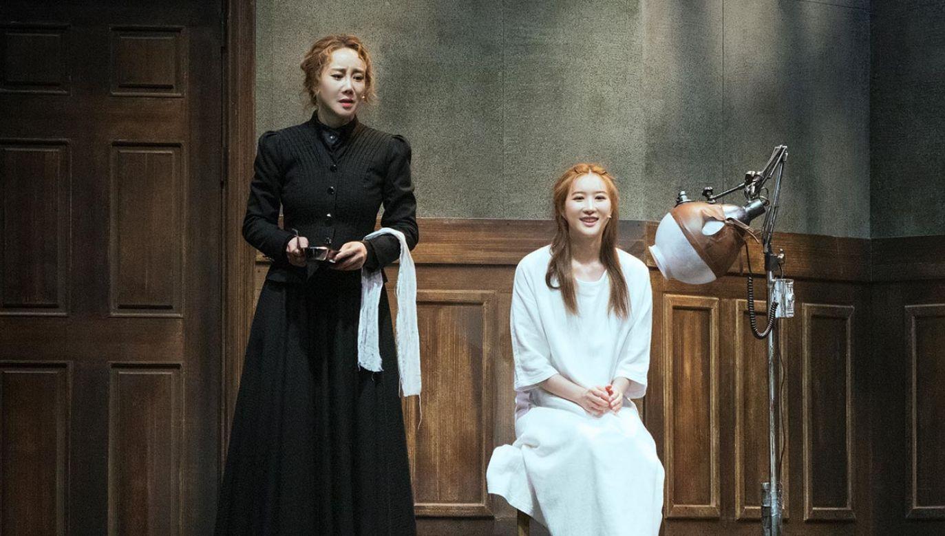"Musical ""Marie Curie"" (fot. Centrum Kultury Koreańskiej)"