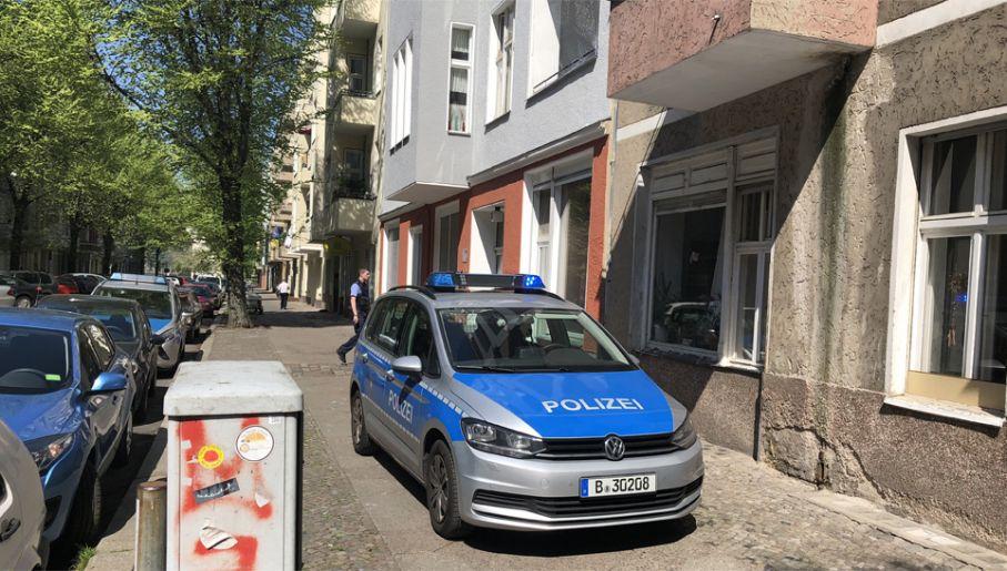 Policja często interweniowała w związku z agresywnym zachowaniem Ahmeda T. (fot. TVP Info/Cezary Gmyz)