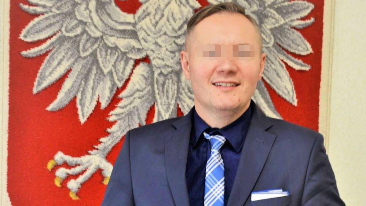 Mariusz T. (fot. powiat.sierpc.pl)