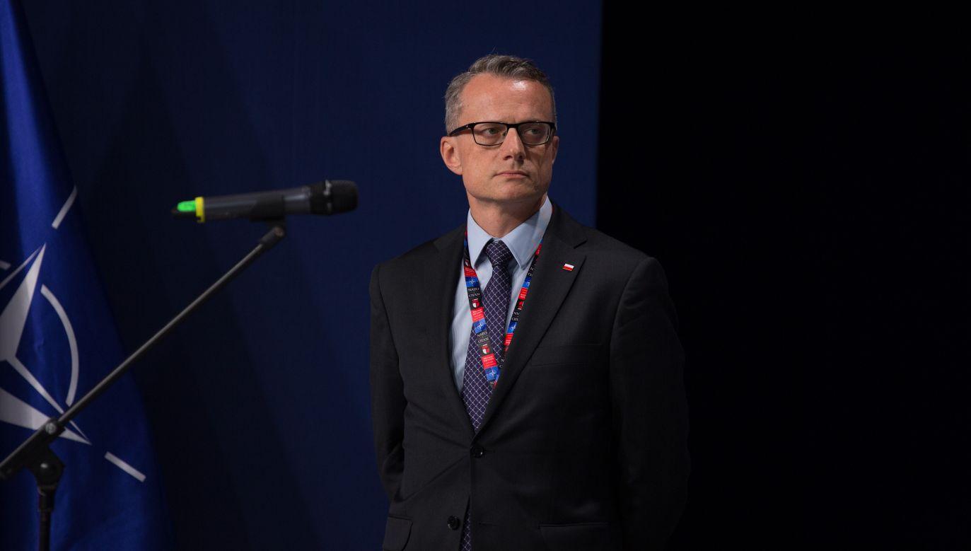 Izrael informuje o ofiarach. Ambasador RP komentuje (fot. Mateusz Wlodarczyk/NurPhoto via Getty Images)