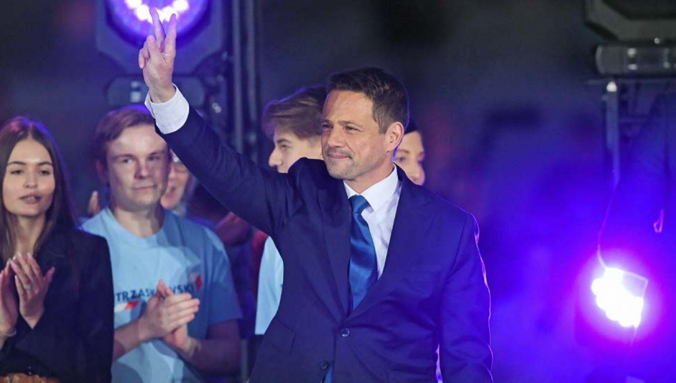 Rafał Trzaskowski odrzucił zaproszenie prezydenta (fot. PAP/Radek Pietruszka)