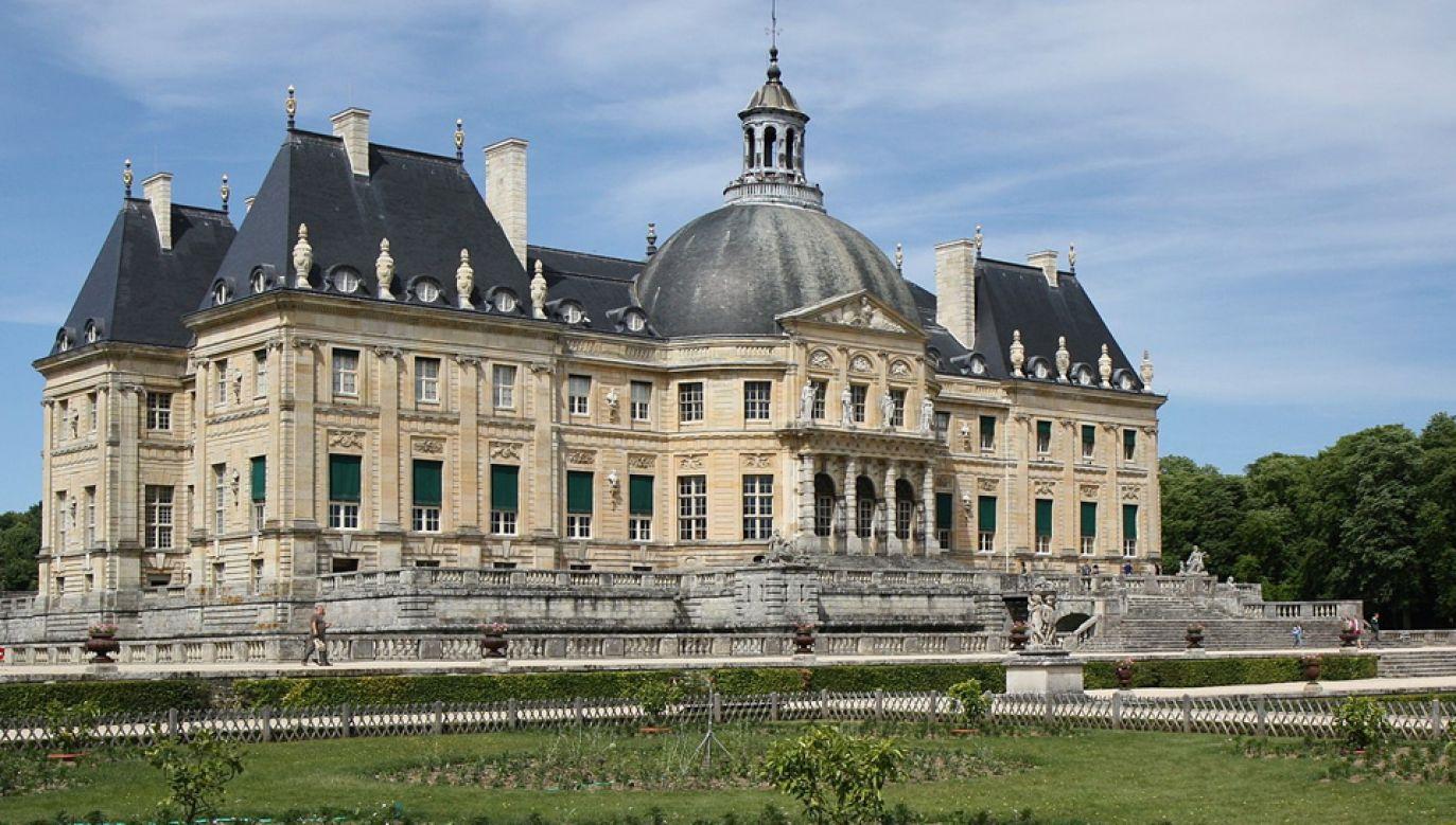 Właściciele Chateau Vaux-le-Vicomte zostali sterroryzowani i związani (fot. Wiki 2.0/Olga Khomitsevich)