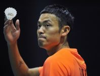 Lin Dan, to mistrz olimpijski z 2008 roku. Chińczyk jest również czterokrotnym mistrzem świata (fot. Getty Images)
