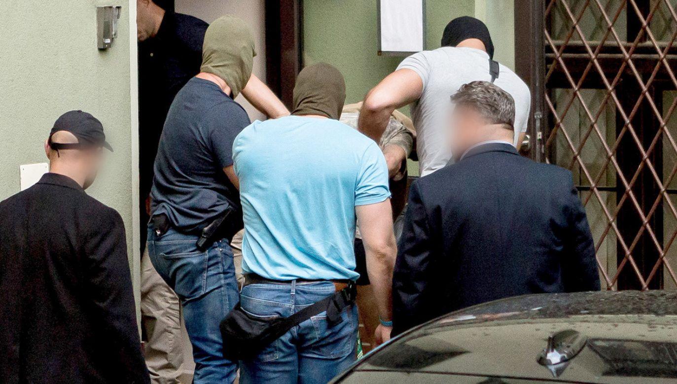 Według prokuratury podejrzany Jakub A. przyznał się do stawianych mu zarzutów (fot. PAP/Maciej Kulczyński)