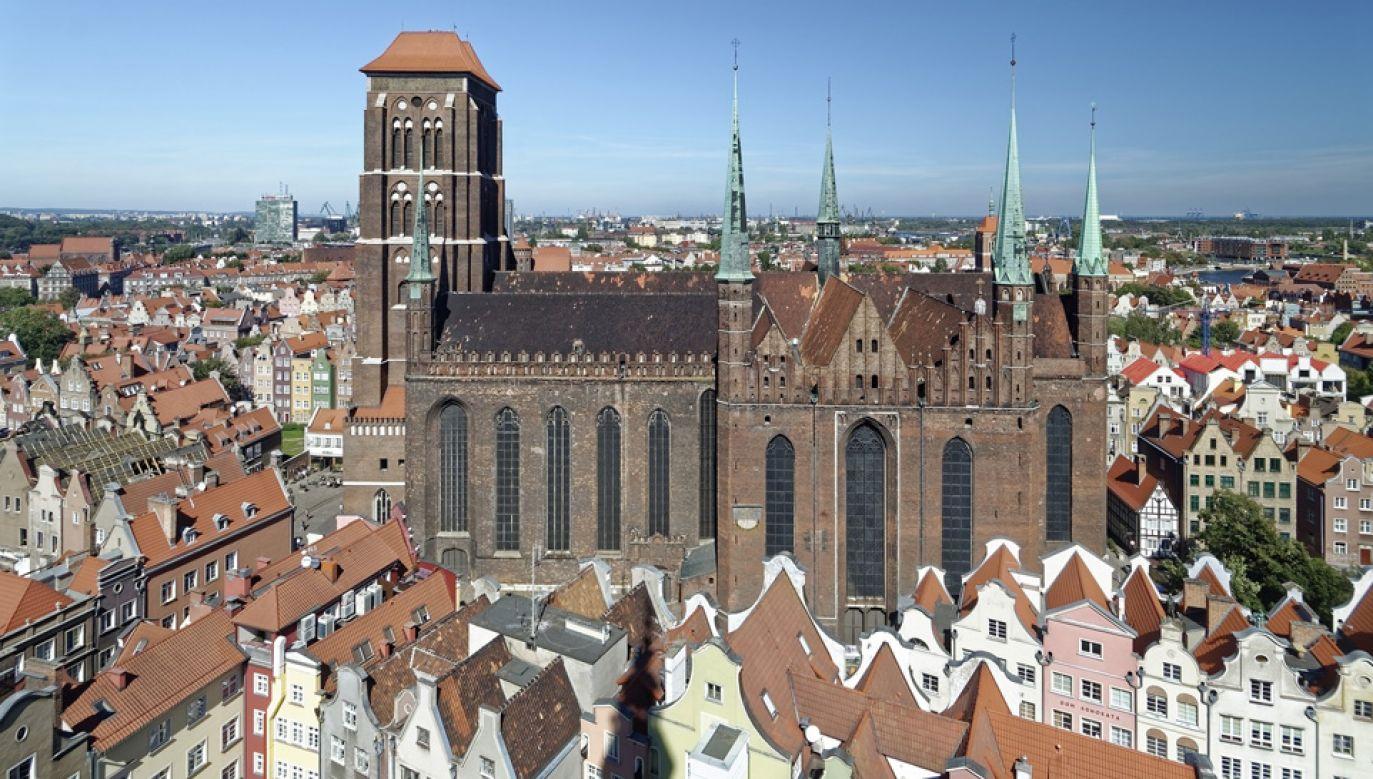 Dzieła zostały wywiezione z Kościoła Mariackiego w Gdańsku w maju 1942 roku (fot. Pixabay/Makalu)