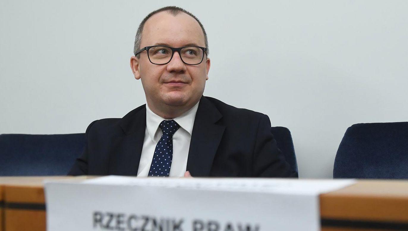 Skargi do wojewódzkich sądów administracyjnych RPO złożył jeszcze w 2019 roku (fot. PAP/Radek Pietruszka)