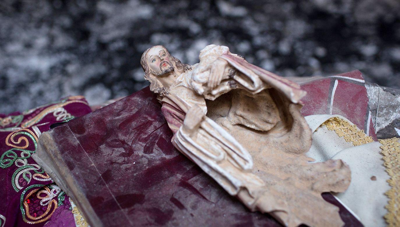 Od początku roku w Indiach doszło do 17 ataków na chrześcijan i ich świątynie (fot. Chris McGrath/Getty Images)