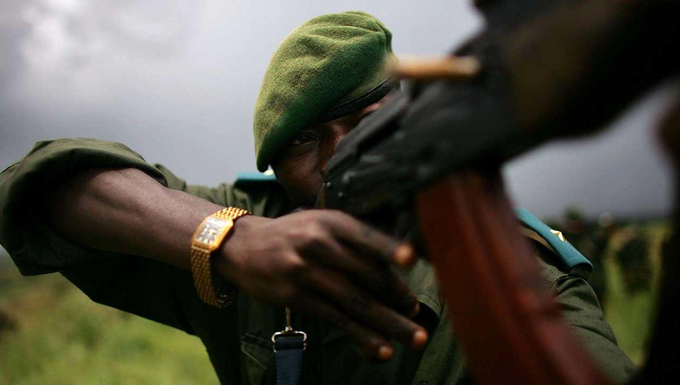 Druga wojna kongijska nie jest wydarzeniem zbyt znanym, choć w konflikcie tym brało udział pół Afryki (fot.  Spencer Platt/Getty Images)