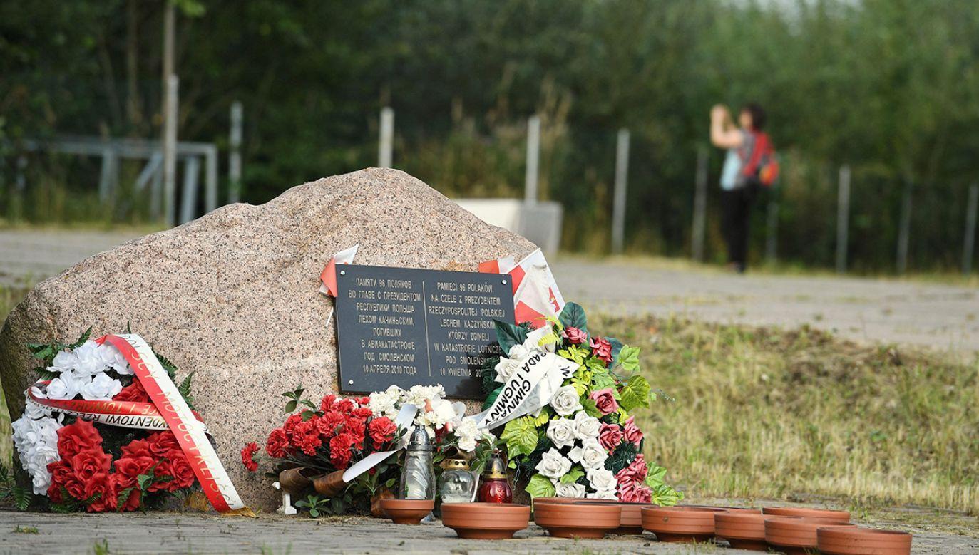 Dworczyk podkreślił, że wizyta odbędzie sięna pewno w późniejszym terminie (fot. PAP/Wojciech Pacewicz)