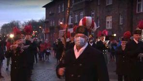 Obchody Barbórki w Katowicach (fot. TVP Info)