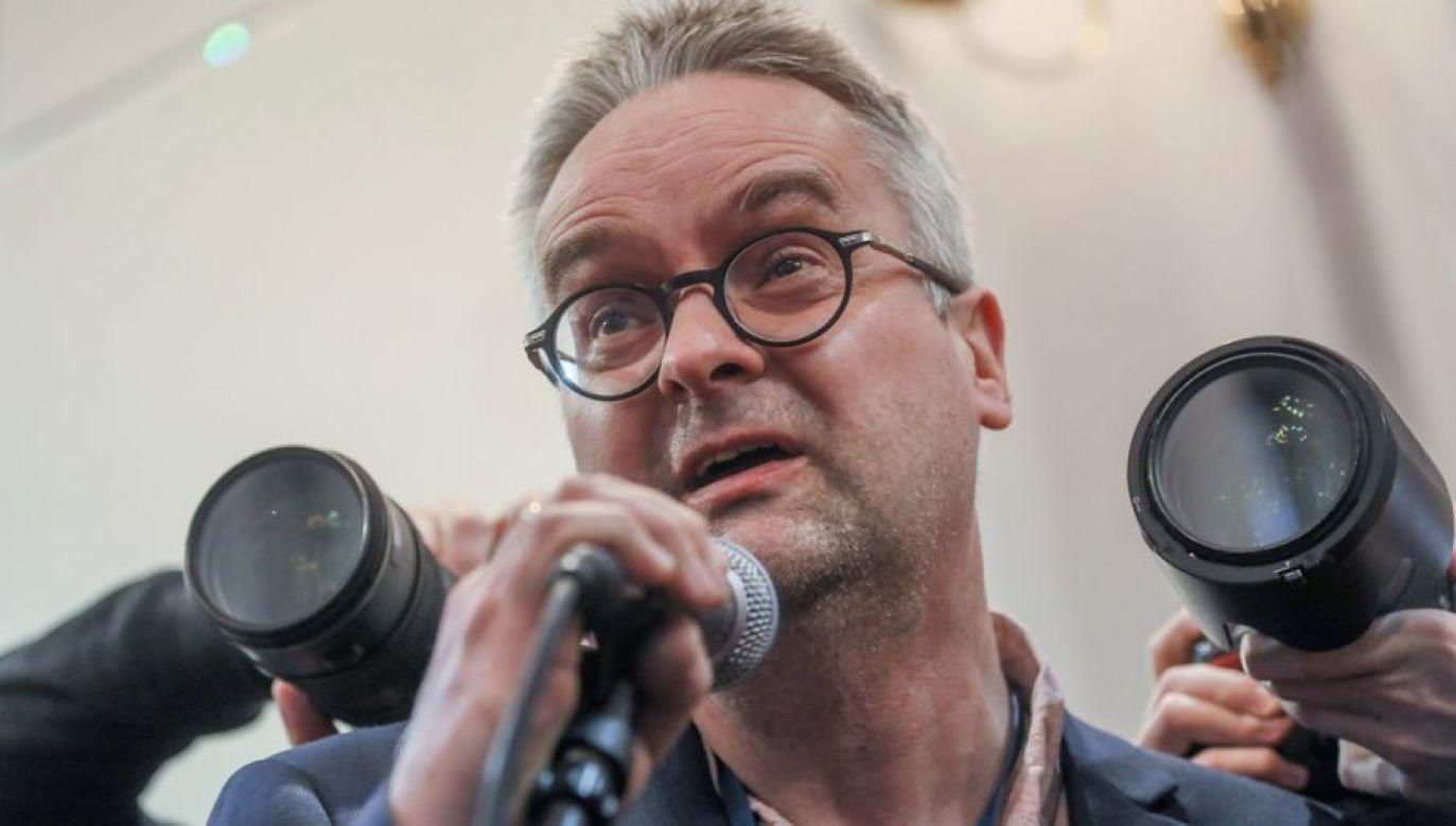 Wojciech Czuchnowski (fot. arch. PAP/Paweł Supernak)