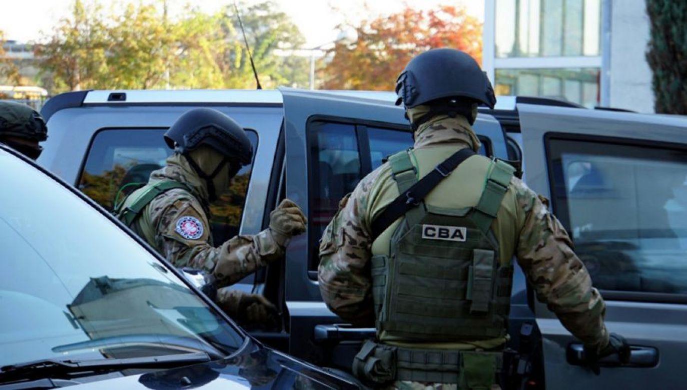 Przeszukano mieszkania zatrzymanych osób (fot. CBA, zdjęcie ilustracyjne)