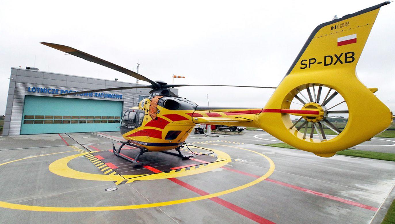 Kapitan załogi od razu po wylądowaniu zgłosił sprawę do ubezpieczyciela i na policję (fot. arch.PAP/Krzysztof Świdersk)