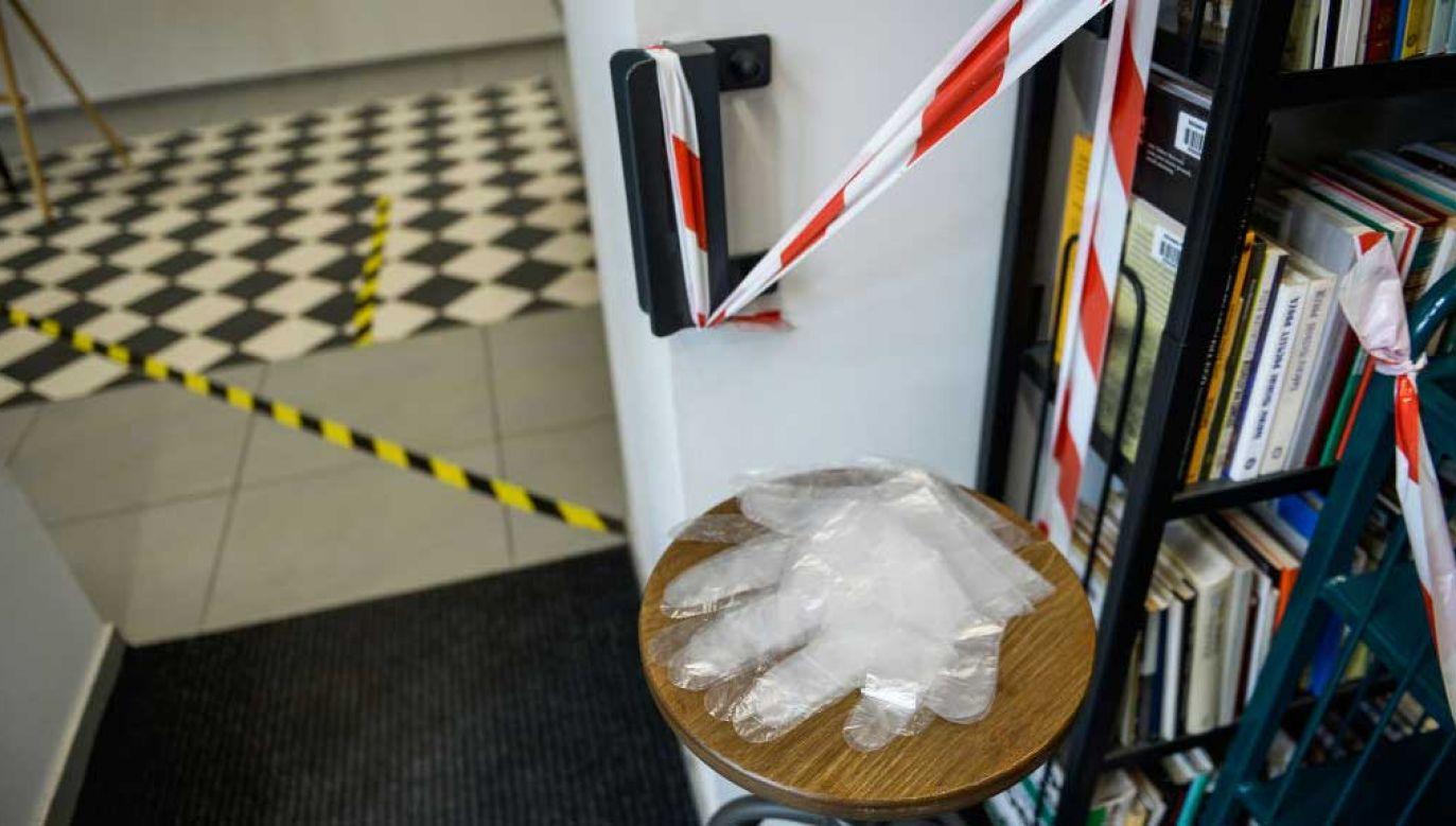 Wybory prezydenckie z powodu epidemii koronawirusa zostaną przeprowadzone z zachowaniem szczególnych zasad bezpieczeństwa (fot. Omar Marques#781169#51A ED/Getty Images)