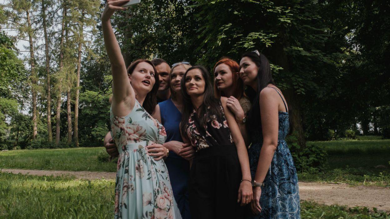 Niezależnie od decyzji, wspólne zdjęcie jest zawsze dobrym wyborem! (fot. M. Siarek/TVP)
