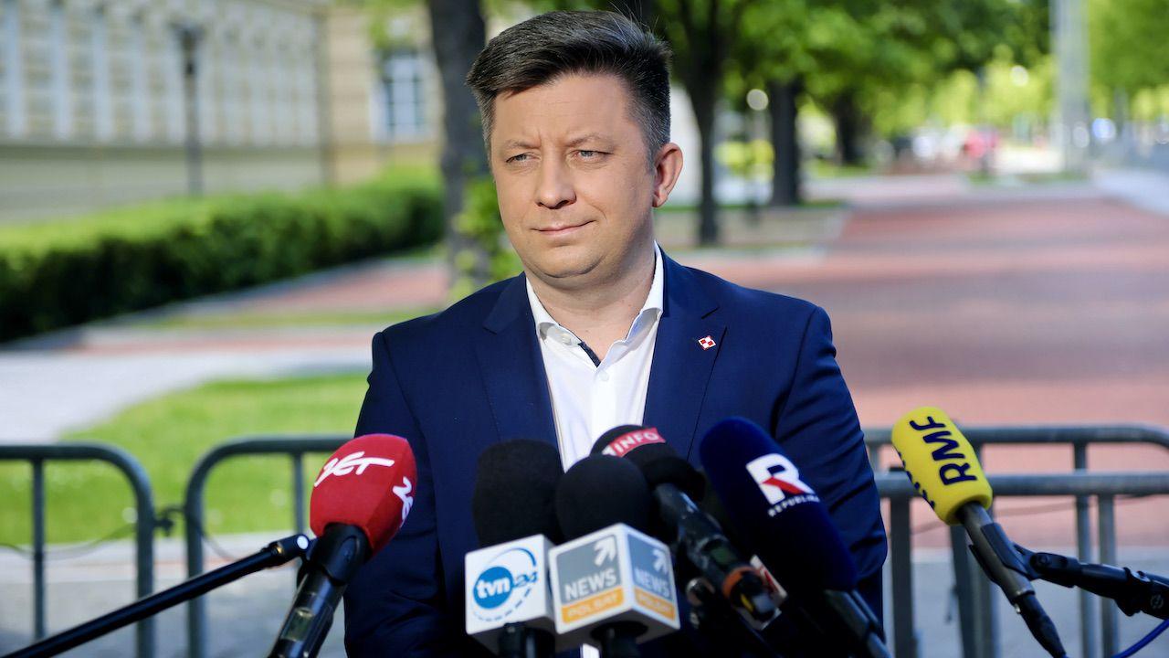 Atakiem hakerskim na ministra Dworczyka zajmuje się ABW (fot. arch.PAP/Wojciech Olkuśnik)