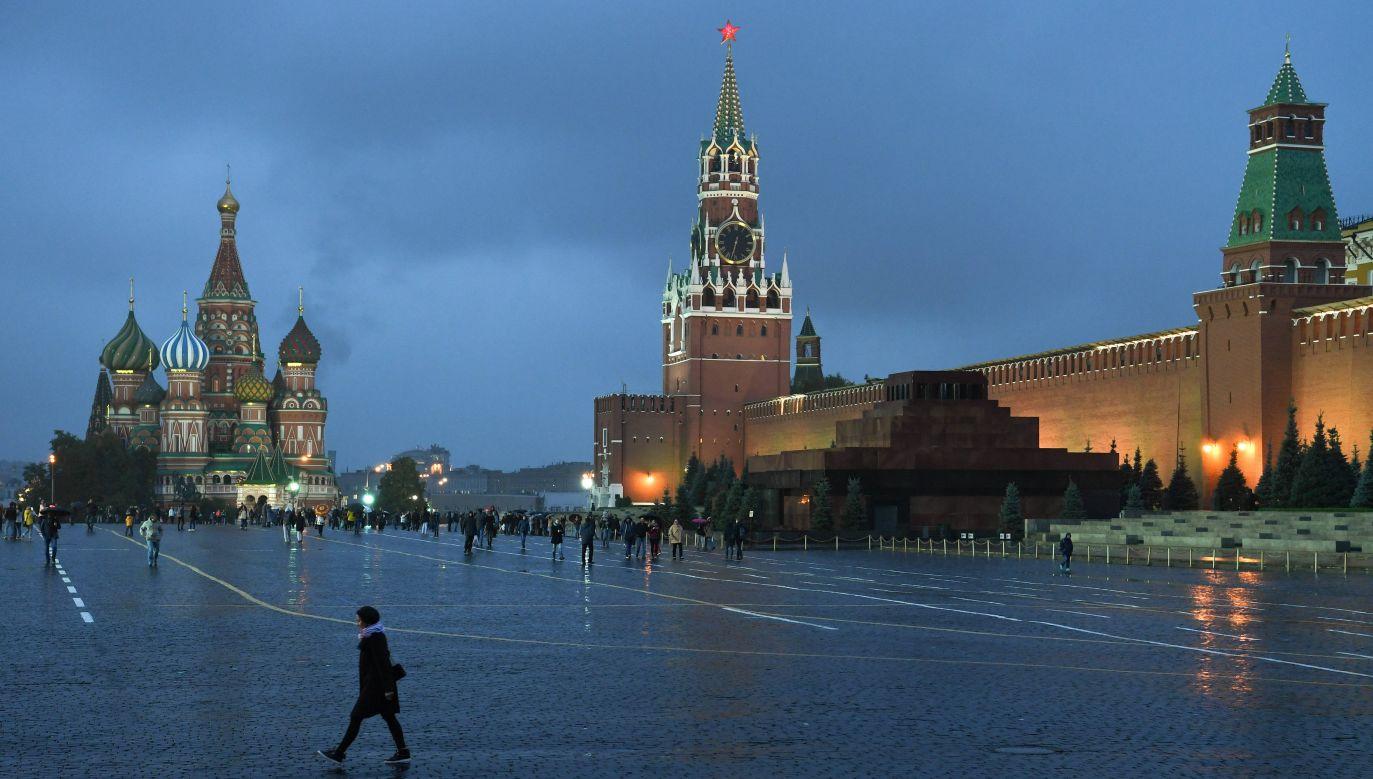 Telewizja RT (dawniej Russia Today) jest uważana za tubę propagandową Kremla (fot.arch.PAP/DPA/Soeren Stache)