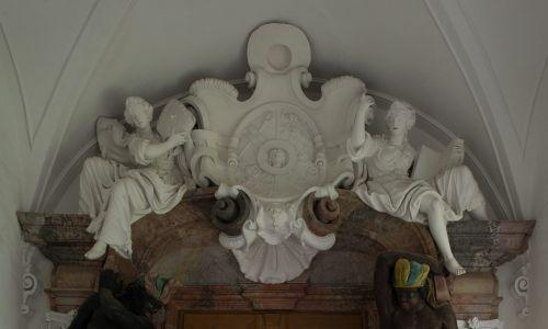 Wnętrze kościoła, wejście do Sali Książęcej. Fot. PAP/Maciej Kulczyński