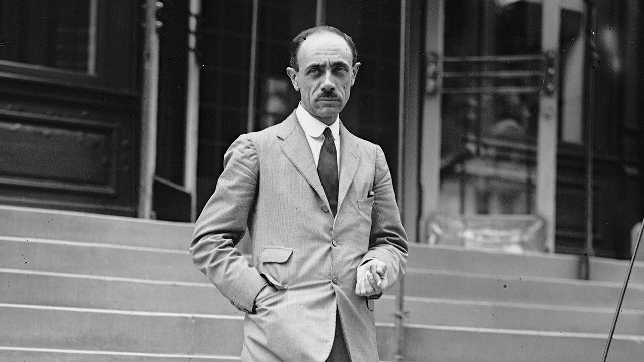 Węgierski premier Pál Teleki sprzeciwił się Adolfowi Hitlerowi (fot. Universal History Archive/Universal Images Group via Getty Images))
