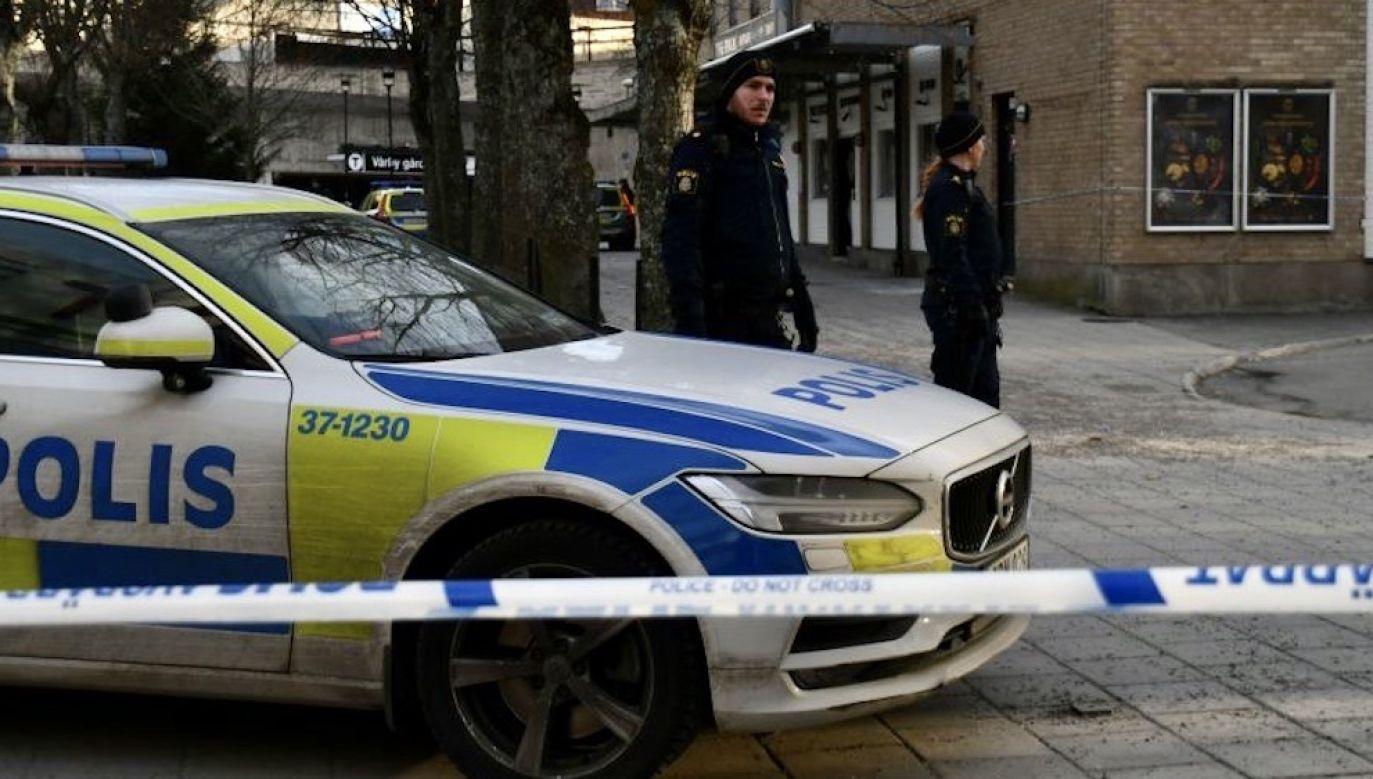 Policja czeka na zeznania mężczyzny (fot. Atila Altuntas/Anadolu Agency/Getty Images, zdjęcie ilustracyjne)