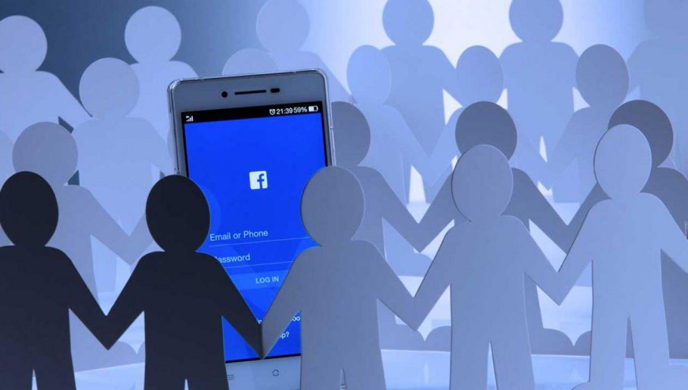 Facebook ma już ponad 2, 2 mld użytkowników (fot. Shutterstock/focal point)