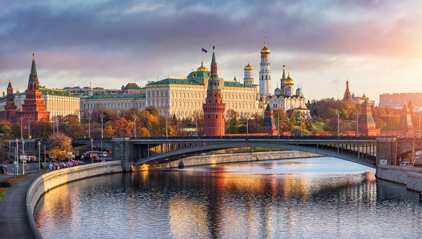 Aby znaleźć się w rejestrze rosyjskiego ministerstwa sprawiedliwości dana osoba musi być finansowana z zagranicy (fot. shutterstock/ Baturina Yuliya)
