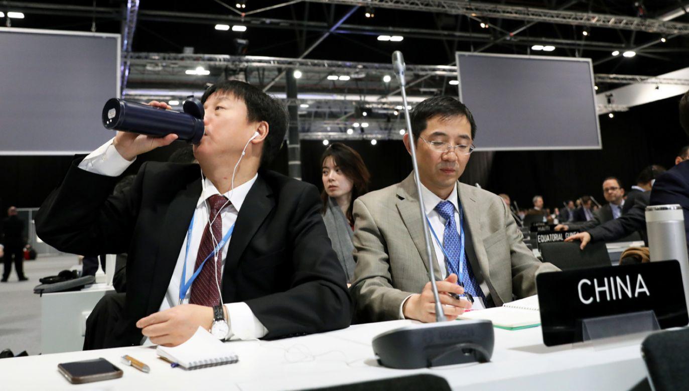 Na przeszkodzie do zawarcia porozumienia stanęły przede wszystkim Chiny i Indie (fot. Reuters/Nacho Doce)