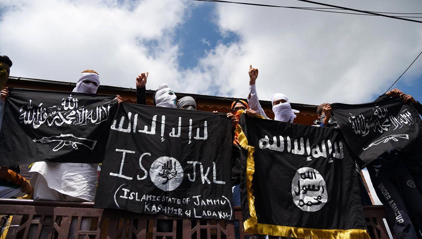 W niemieckich więzieniach ma przebywać ponad stu islamistów, a w areszcie śledczym szesnastu (fot. Idrees Abbas/SOPA Images/LightRocket via Getty Images)