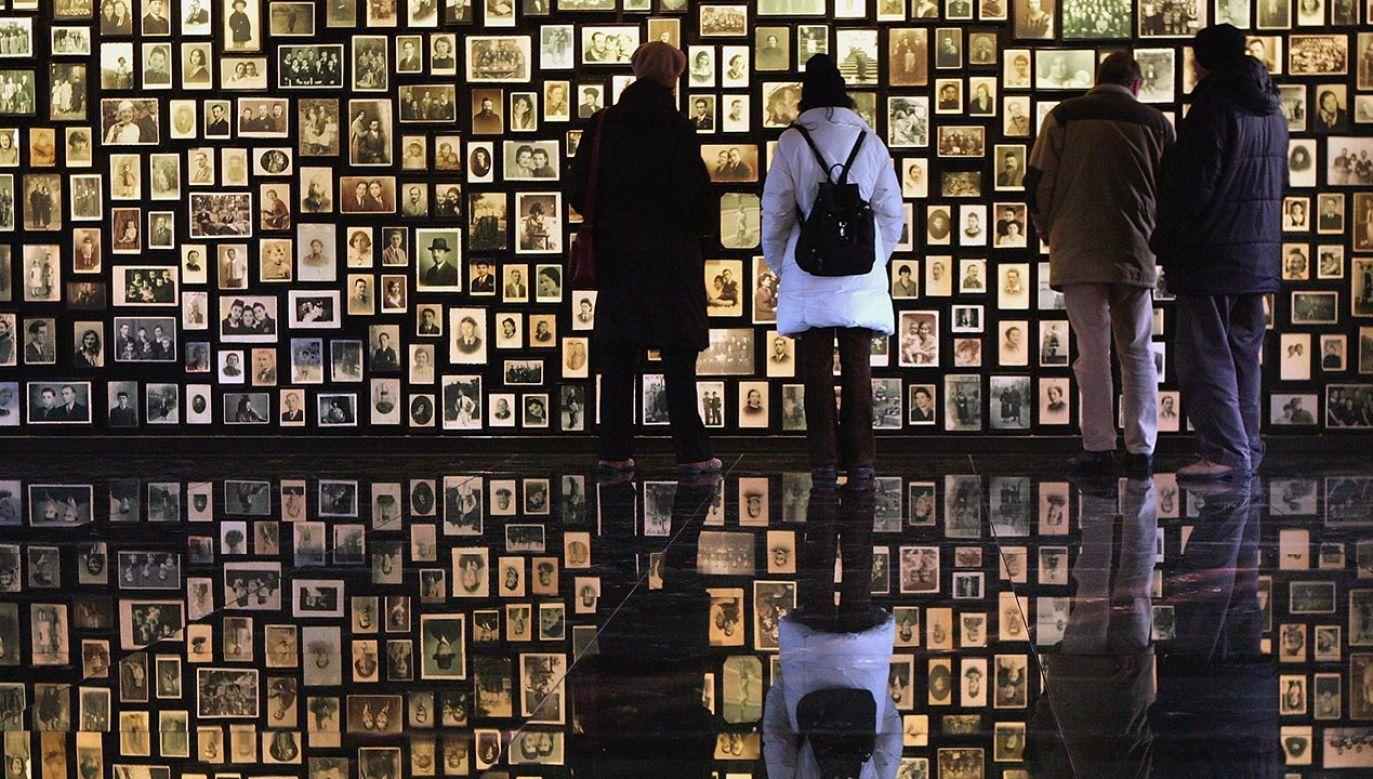 Auschwitz–Birkenau stał się największym niemieckim obozem koncentracyjnym (fot.  Scott Barbour/Getty Images)
