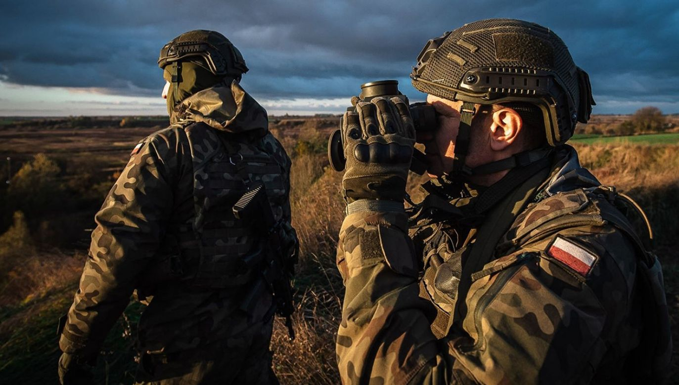 Rozpoczął się ostatni w tym roku nabór do podkarpackich terytorialsów (fot. Wojska Obrony Terytorialnej)