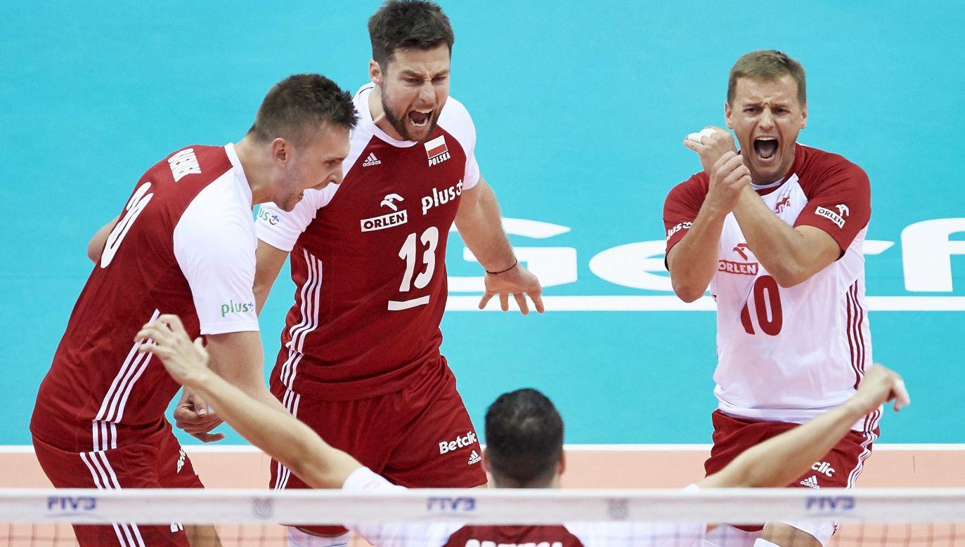 Polacy muszą jeszcze tylko wygrać ze Słowenią... (fot. PAP)
