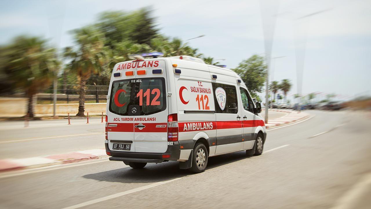 W sumie do czterech tureckich szpitali przewieziono 16 osób  (fot. Shutterstock/shinobi)