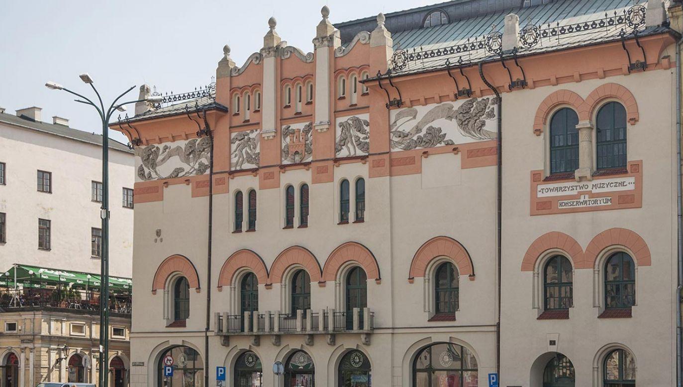 Marek Mikos kierował Narodowym Starym Teatrem w Krakowie od września 2017 r. (fot. PAP/Jerzy Ochoński)