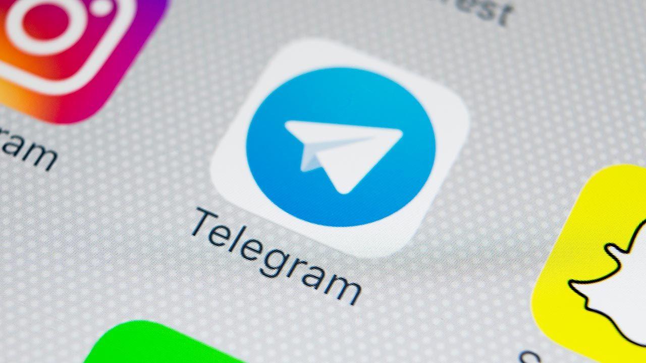 Telegram zanotował wzrost popularności (fot. Shutterstock/BigTunaOnline)