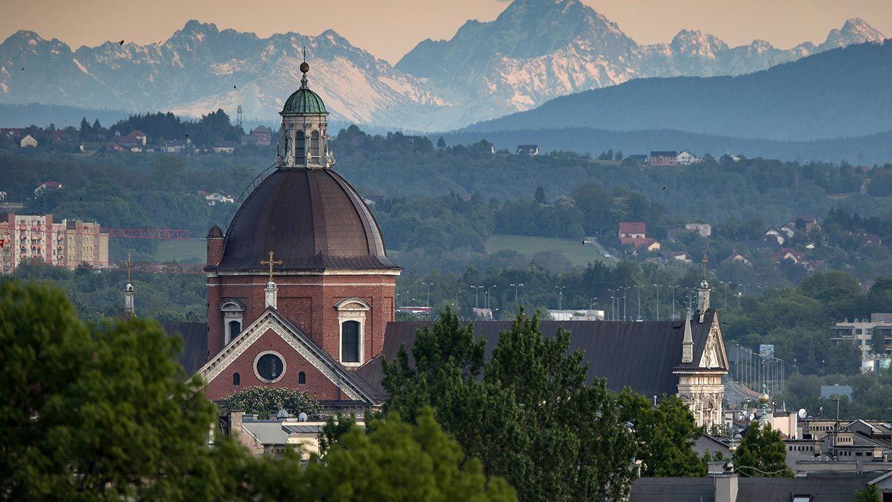 Modlitwa parafia w intencji ochrony bioróżnorodności 3 października (fot.  PAP/Łukasz Gągulski, zdjęcie ilustracyjne)