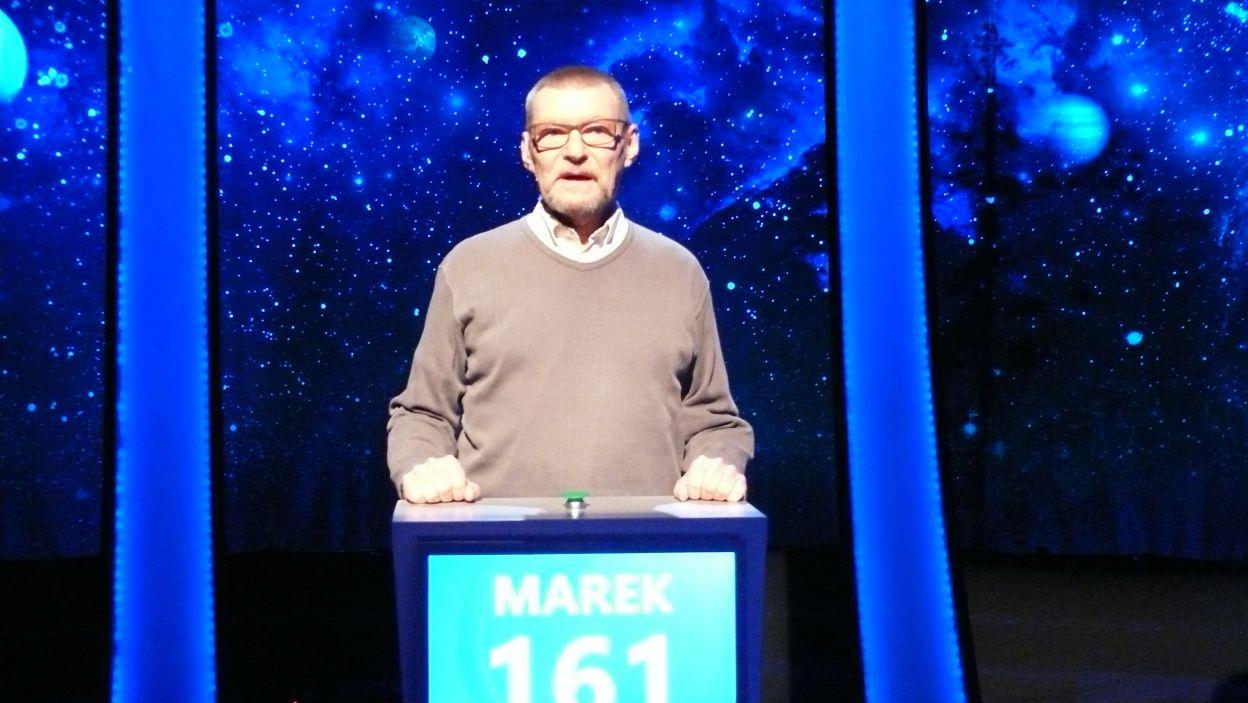 Pan Marek Miziak zwyciężył 2 odcinek 116 edycji