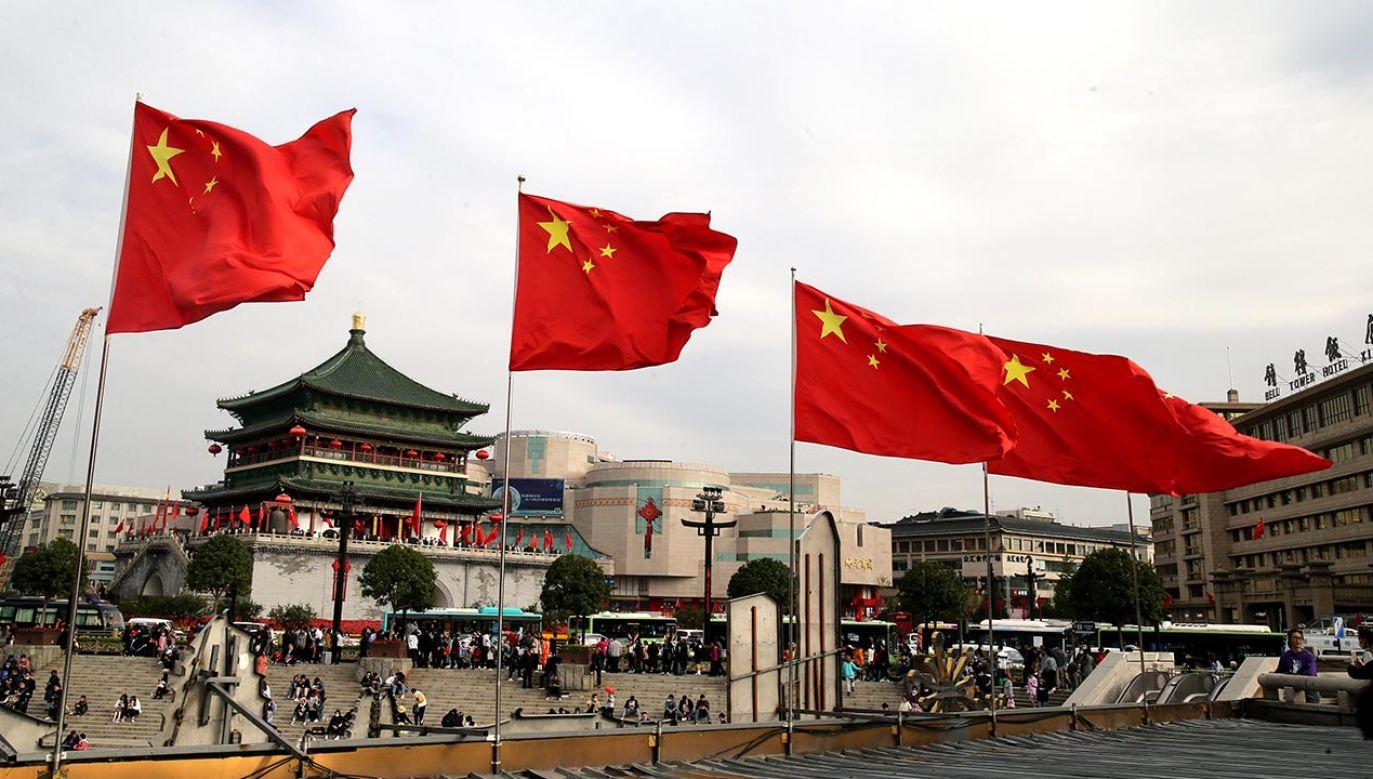 Szwedzki urząd ogłosił, że dostawcy będą musieli usunąć sprzęt dwóch chińskich firm z istniejącej infrastruktury do 2025 roku (fot. Shang Hongtao/VCG via Getty Images)