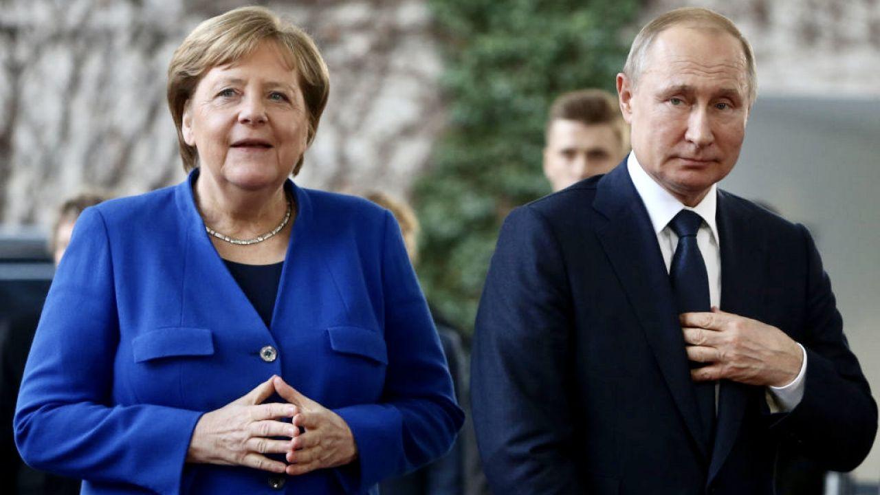 """""""Europa stoi w obliczu fundamentalnej różnicy ideologicznej"""" (fot. A.Berry/Getty Images)"""