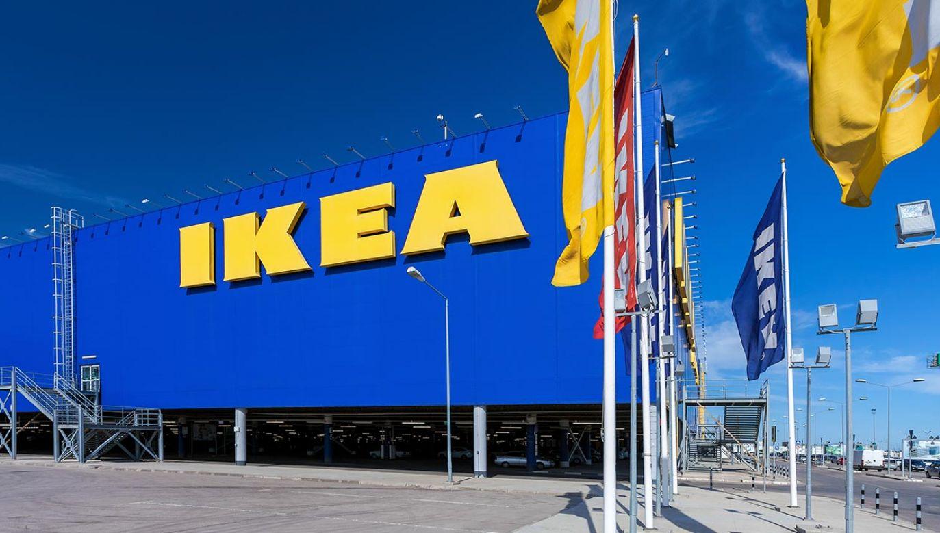 IKEA wycofuje niektóre produkty ze sprzedaży (fot. Shutterstock/FotograFFF)