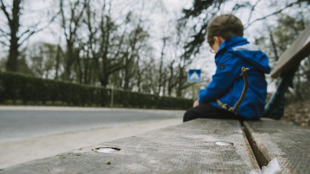 W tym czasie dziecko miało przebywać w przedszkolu (fot. Shutterstock/ Xavier_S81, zdjęcie ilustracyjne)
