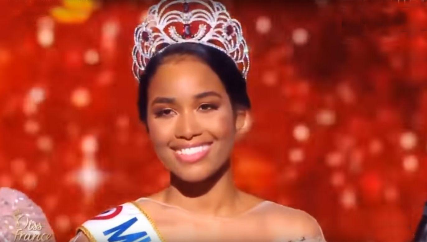 22-letnia  Clemence Botino została wybrana Miss Francji na rok 2020 (fot. źródło: YouTube/)