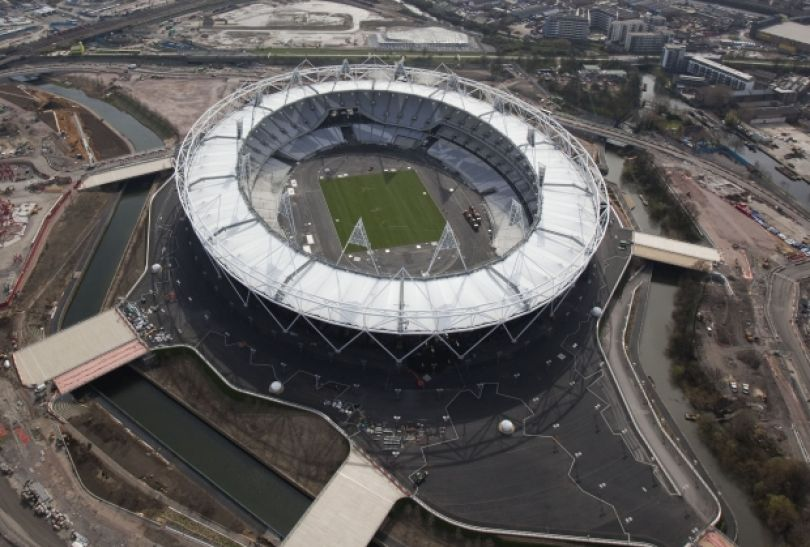 Stadion Olimpijski w Londynie (fot. ODA)
