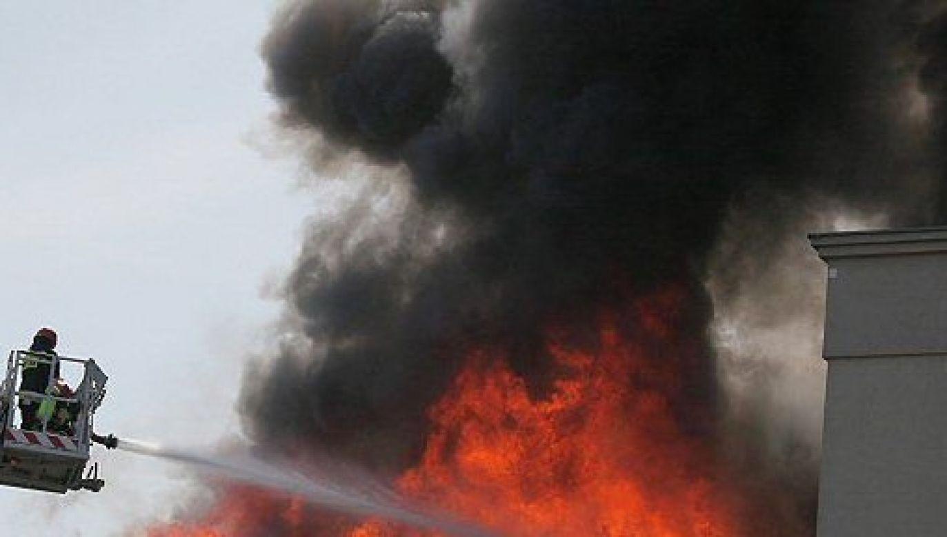Zginęło 10 osób, w tym troje dzieci (fot. PAP, zdjęcie ilustracyjne)