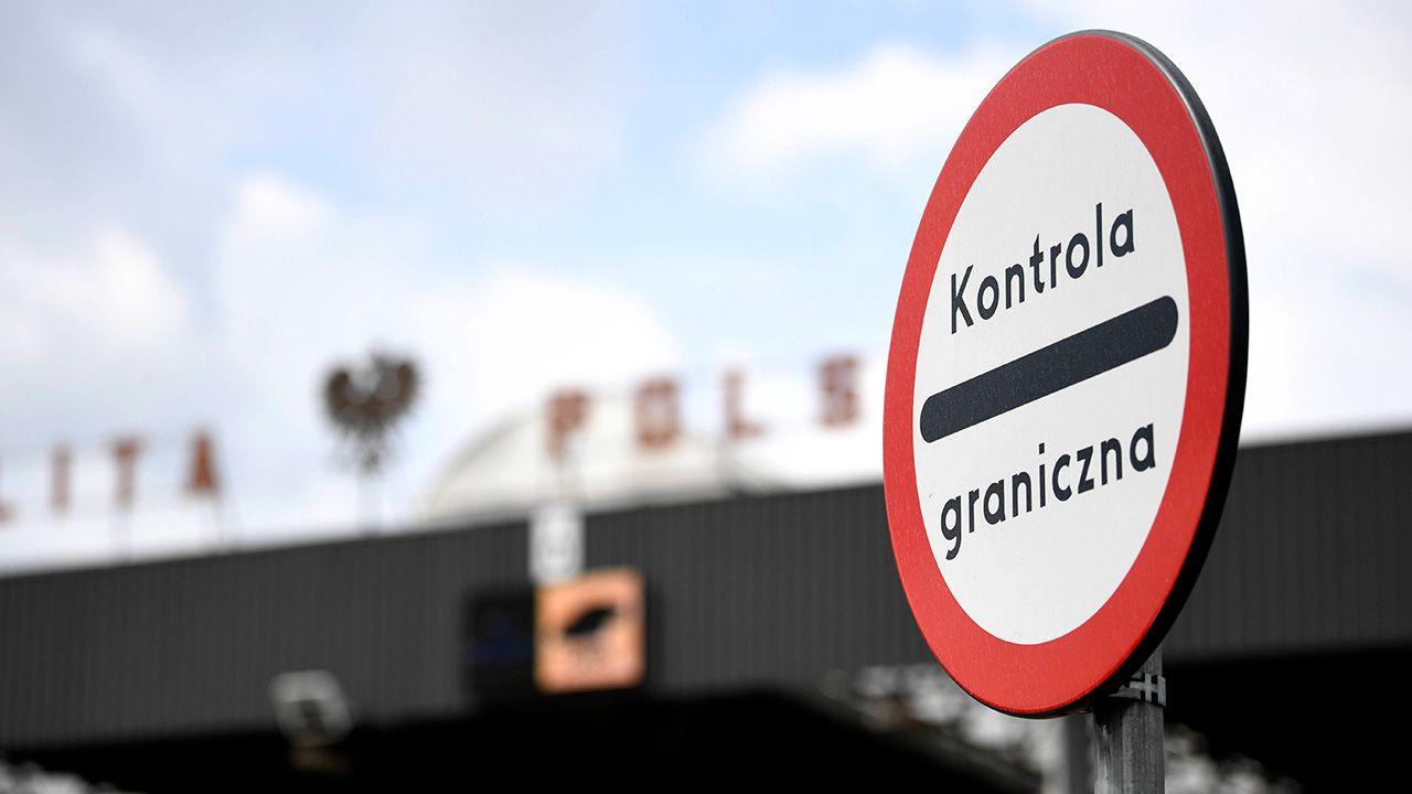 Uciekająca z Danii kobieta wraz synami i córkami została zatrzymana w lipcu przez Polską Straż Graniczną w Terespolu (fot. arch. PAP/Darek Delmanowicz)