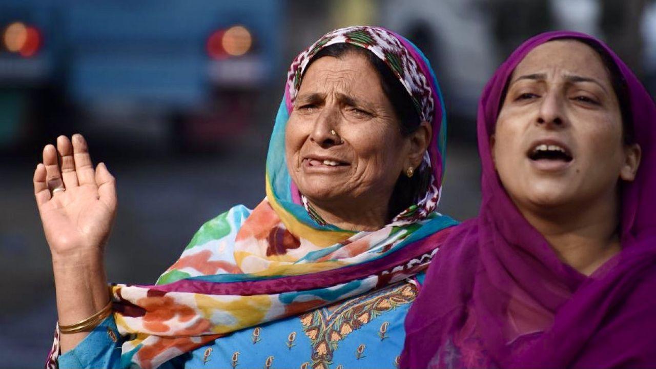 Indie wprowadziły karę śmierci za gwałt na dzieciach poniżej 12. roku życia (fot. Faisal Khan/Anadolu/Getty Images, zdjęcie ilustracyjne)