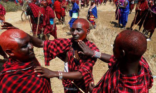 (fot. REUTERS/Thomas Mukoya)
