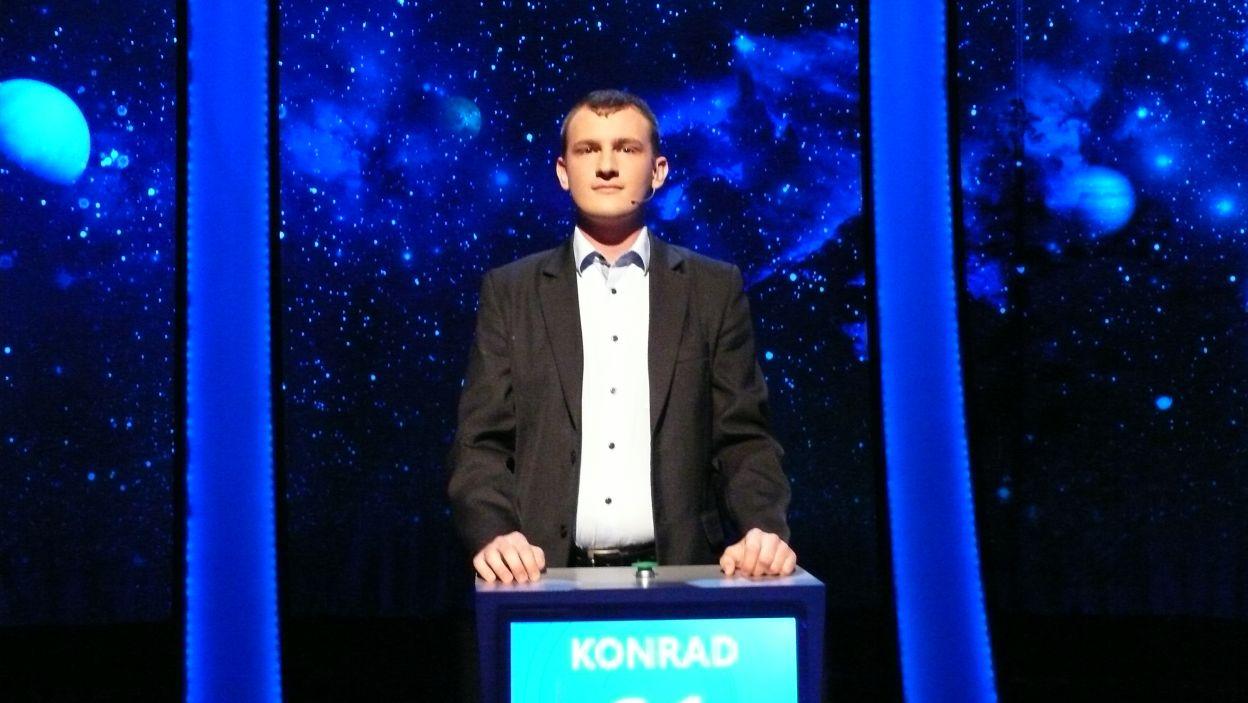 61 punktów zapewniło Pani Konradowi Fornal zwycięzstwo odcinka