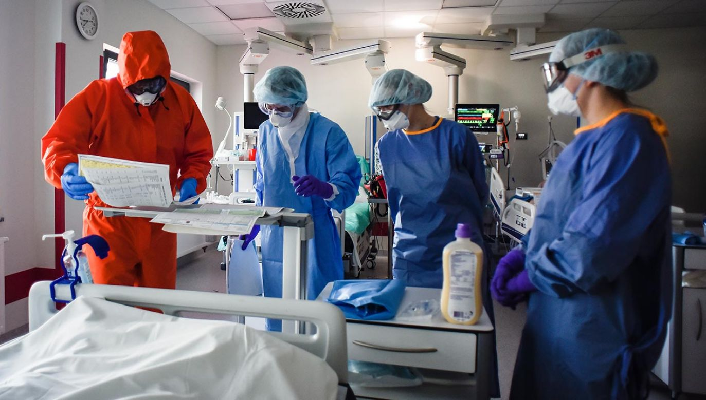 Raport o stanie epidemii w Polsce (fot. Omar Marques/Getty Images)