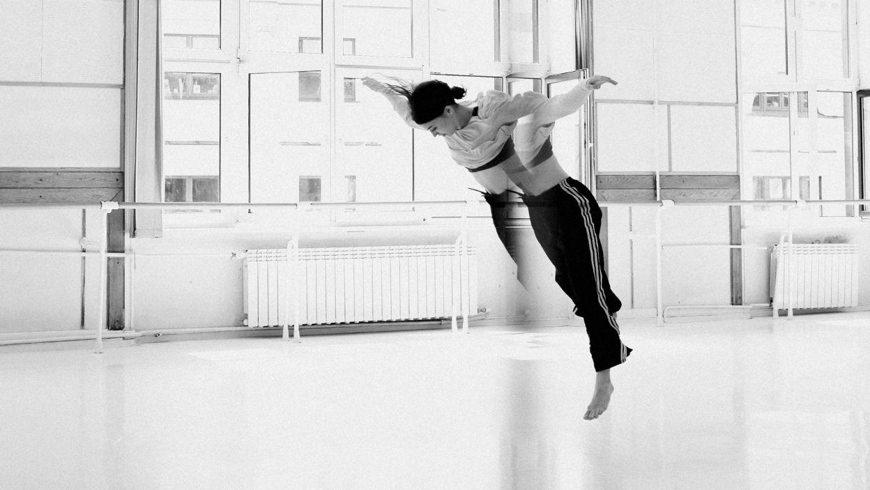 Ewelina Cieśla miała duży wkład w swój półfinałowy układ. Czy tym razem również współtworzyła choreografię? (fot. Z. Gąsiorowska)